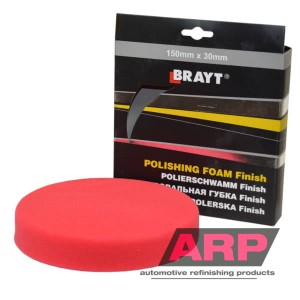 BRAYT Polishing Foam Finish 150 mm (6 inch)