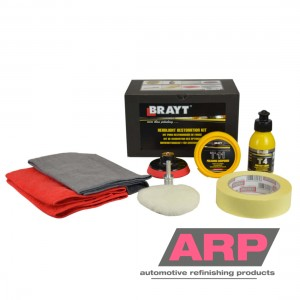 BRAYT Head Lamp Restoration Kit (8348)