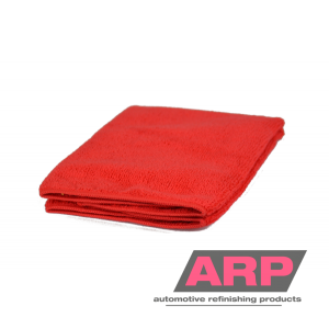 BRAYT Microfiber Cloth RED 40 X 40 cm