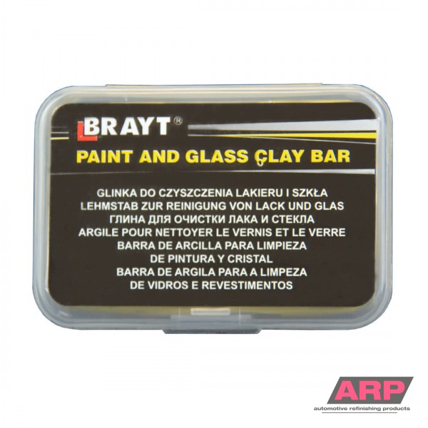 Paint and glass clay bar BRAYT