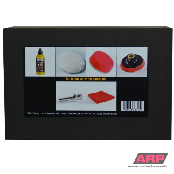 All IN ONE STEP POLISHING KIT (8347)
