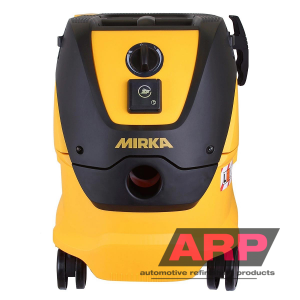 MIRKA DE-1230-PC Dust Extractor 1230 HEPA PC 120V,...