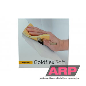 Mirka Goldflex-Soft 4½ x 5 in Abrasive Pads