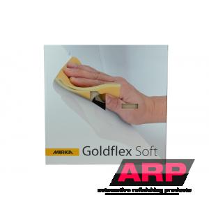 Mirka Goldflex-Soft 4½ x 5 in Abrasive Pads