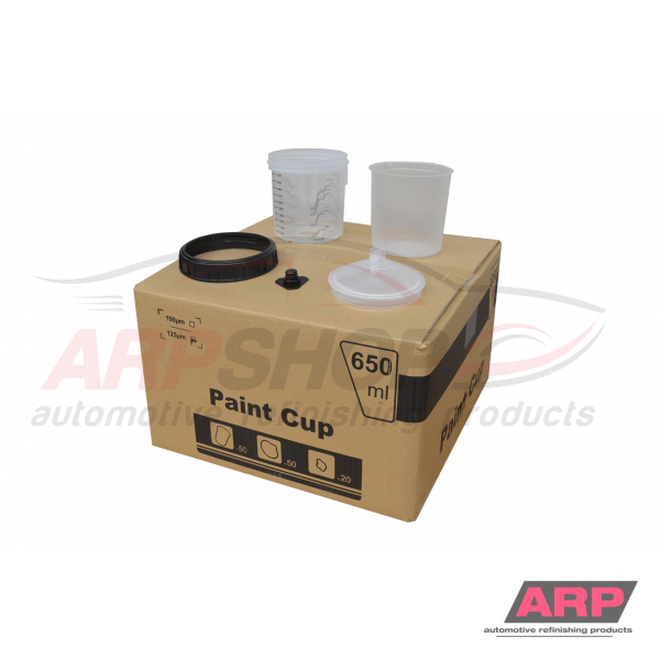 PPS Cup, 650ml 50pcs/box