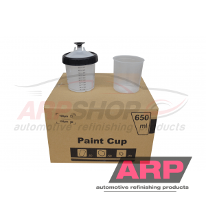 ARP PPS Cup, 650ml 50pcs/box