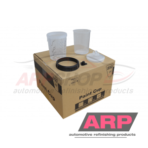 ARP PPS Cup, 850ml 50pcs/box