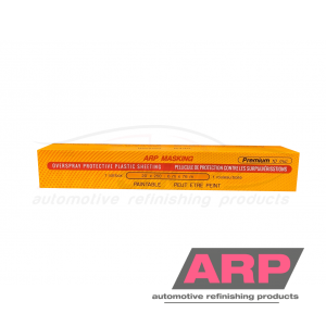 ARP Plastic sheeting Premium 10mic 20x250 ft