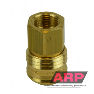 SATA Quick coupling with internal thread