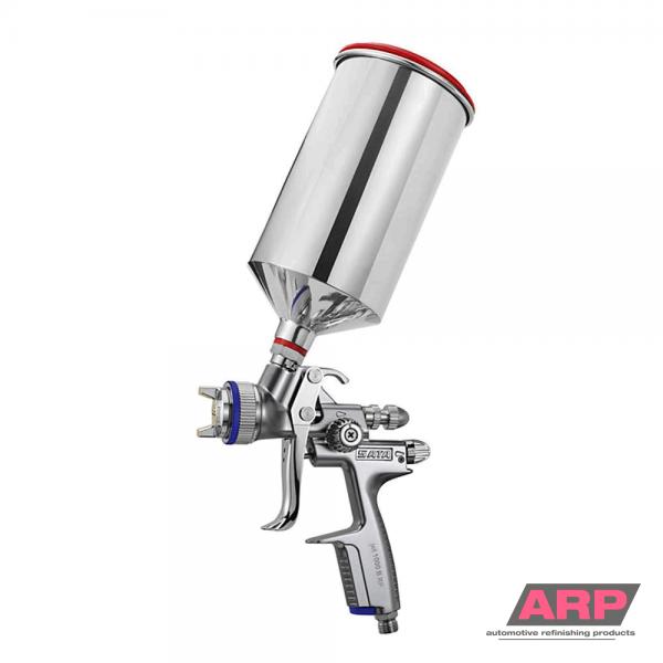 SATAjet 1000 B RP with PVC or Aluminium cup