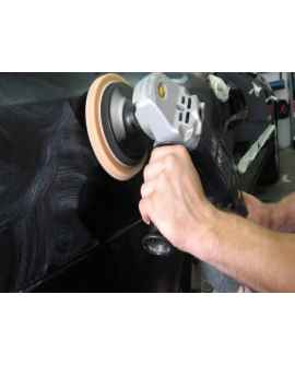 Secrets of the correct polishing cars with the help of a polishing machine