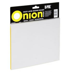 U-POL Onion Multi Later Mixing Board