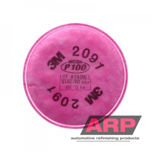 3M Particulate Filter P100