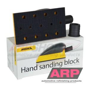 Mirka MVHB35 Sanding Block  70x125mm Grip 13H