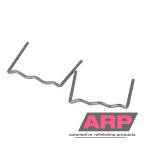 ARP Staples Flat RS18 0.8mm 50pcs/bag