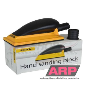 Mirka MVHB35 Sanding Block  70x125mm Grip 13H