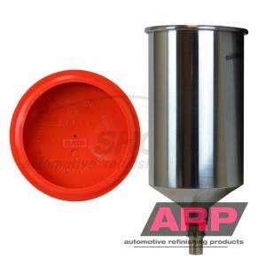 SATA QCC Aluminum Cup 1L  #96685