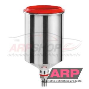 SATA QCC Aluminum Cup 0.75l