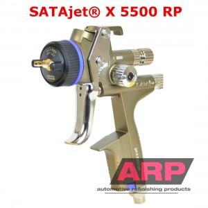 Spray Gun SATAjet X 5500 RP 1.3 nozzle size